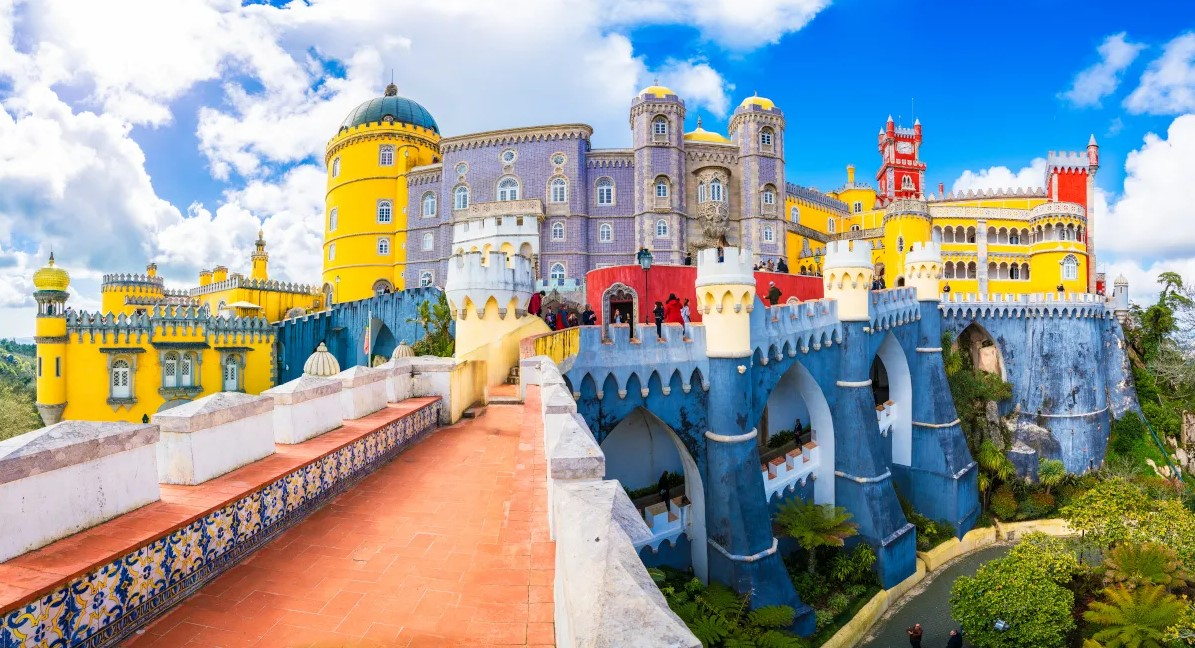 Day Trip Sintra and Cascais
